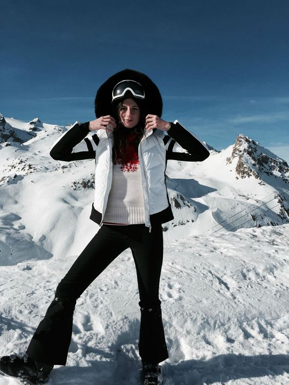 Fashionable Skiwear for Your Winter Holiday